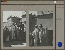 Sur la terrasse du Sheikh d'El Kelaa des Mgouna
