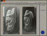 Costume drapé, porté par les femmes