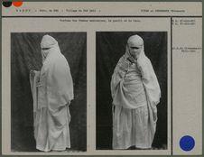 Costume de femmes marocaines