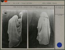 Femme, vue de dos