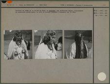 Coiffure de femme de la vallée du Draa