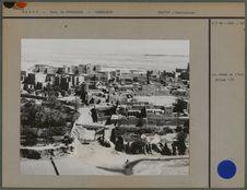Sans titre [vue aérienne de la ville d'Ouarzazate]