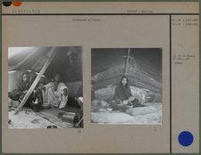 Intérieurs de tentes