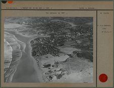 Vue aérienne de Yoff