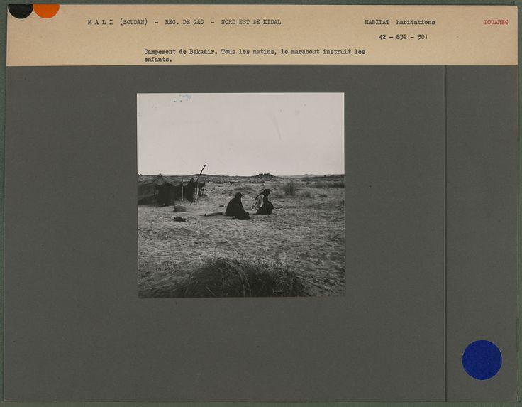 Campement de Bakadir