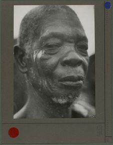 Indigène Krou de la côte du Libéria