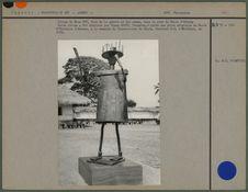 Statue du dieu Gou