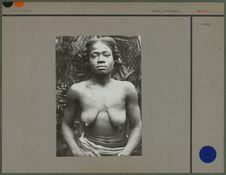 Messy, femme Yoruba