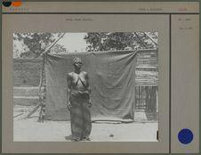 Femme bariba (collection Brot)