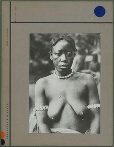 Djaassa, femme Dahoméenne