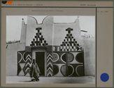 Habitation du sultan Barmou à Tessaoua