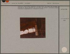 Intérieur d'une tente tamachaq