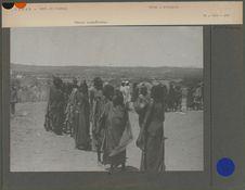 Femmes ouaddaïennes