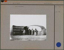 Tente d'Ouaddaïens