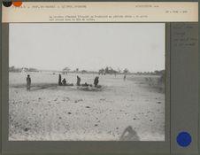 La rivière d'Abéché en période sèche