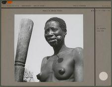 Femme d'un pêcheur kotoko