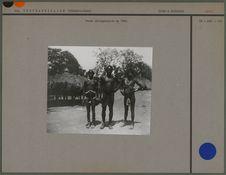 Banda photographiés en 1904