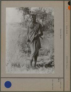 Chasseur Massaï