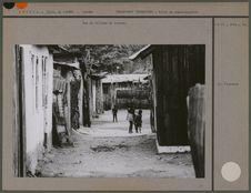Rue du village de Luanda