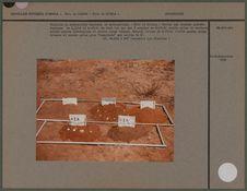 Fouilles du Laboratorio Nacional de Anthropologia. Site de Kitala