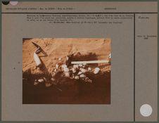 Fouilles du Laboratorio Nacional de Anthropologia. Site de Kitala II-B-Q.4/5