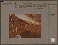 Terrain de fouilles du Laboratorio Nacional de Anthropologia