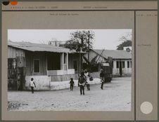 Dans le village de Luanda