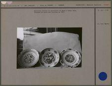 Assiettes creuses en porcelaine de Chine