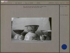 Huit bols en porcelaine de Chine