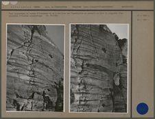 Vue rapprochée du rocher d'Ivolamena