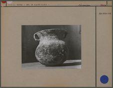 Céramique provenant d'une tombe incasique