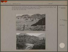 La quebrada (vallée) de Humahuaca