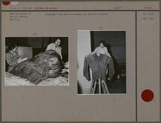 Déballage d'une momie de Paracas