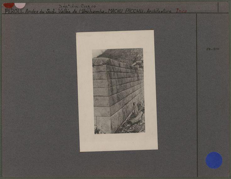 Muraille incaïque