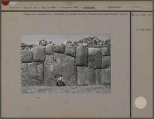 Premier mur d'enceinte de la forteresse