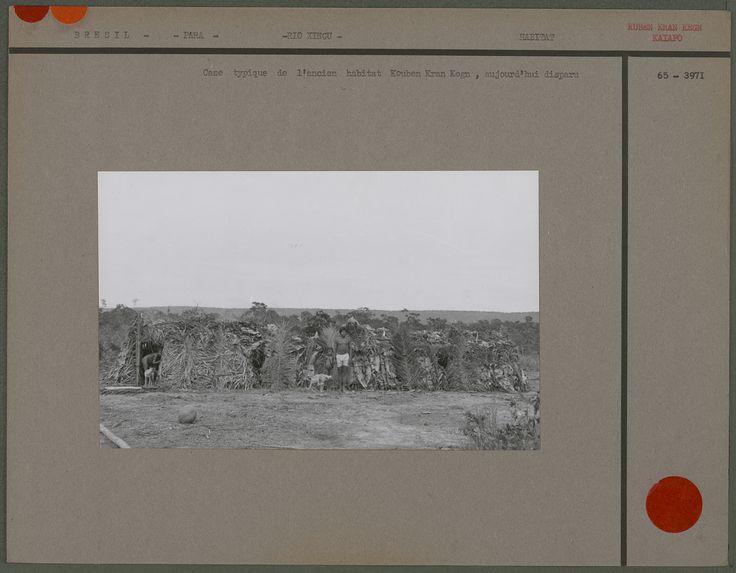 Case typique de l'ancien habitat Kouben Kran Kegn