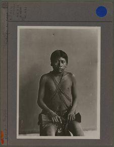 Homme Caraïbe