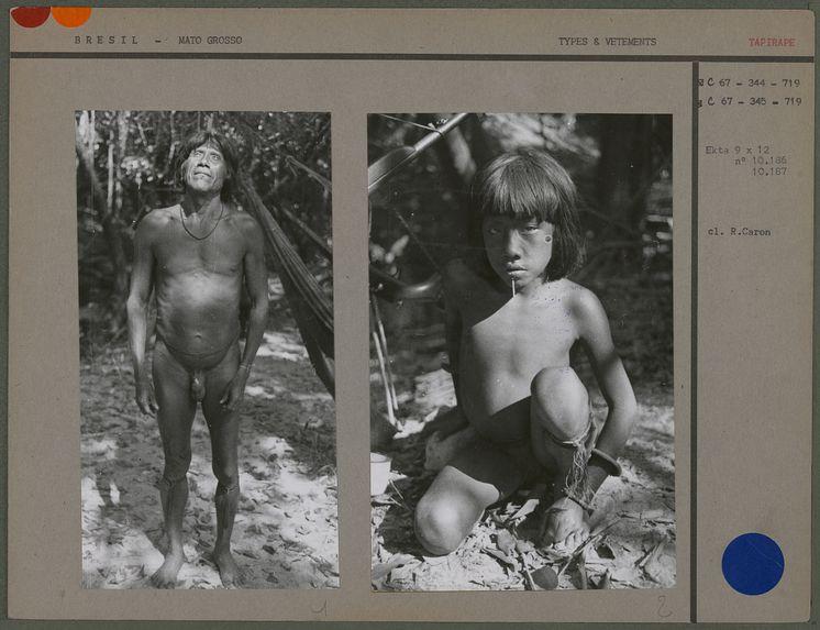Enfant Tapirapé