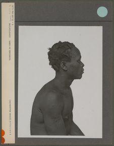 Suriname [Portrait d'un homme]