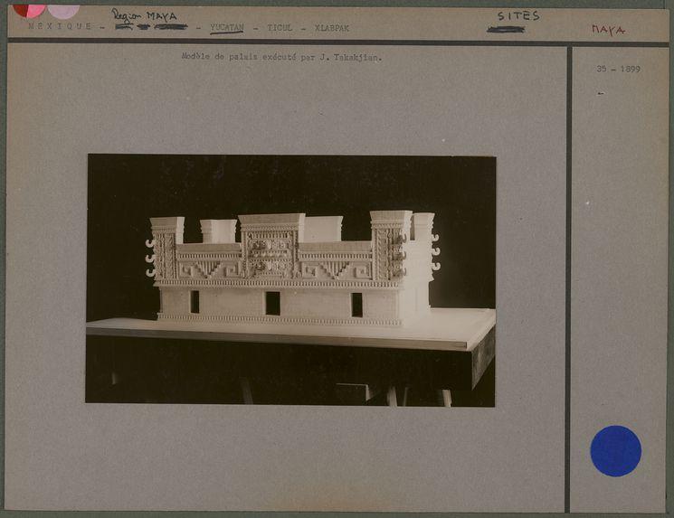 Modèle de palais