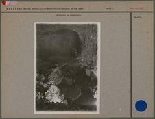 Intérieur du souterrain de Copilco