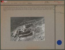 Vue générale des monuments