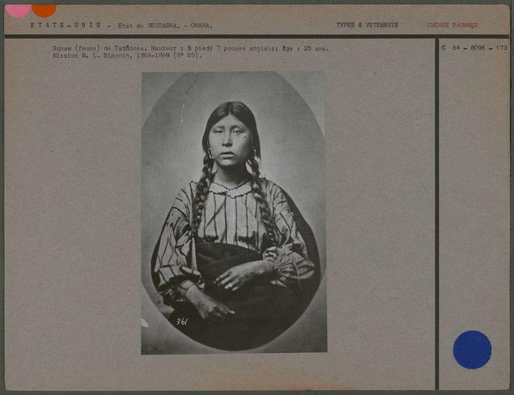 Squaw (femme) de Tatudosa