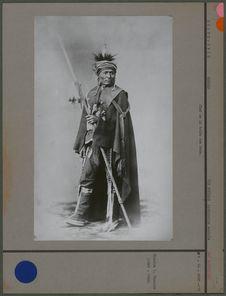 Chef de la tribu des Sacs