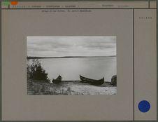 Rivage du lac Paitee