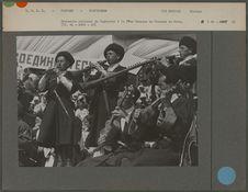 Fête cosaque du Caucase du Nord - orchestre national du Daghestan