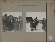 Groupe de Tziganes nomades