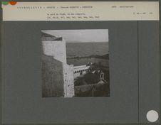 Le port de Ploce, vue des remparts