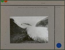 Glacier et col d'Arnes