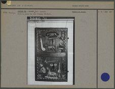 Vitrine 108 : Dahomey [porte du palais royal]